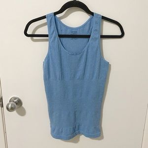 Yummie by Heather Thomson Seamlessly Shaping Tank in Blue size M/L